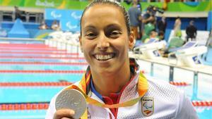 La atleta paralímpica Teresa Perales.