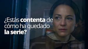 Leonor Watling contesta: ¿Estás contenta con cómo ha quedado la serie?