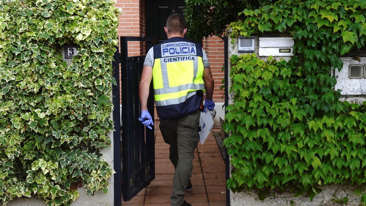 Apuñalada una mujer de 56 años en Valladolid