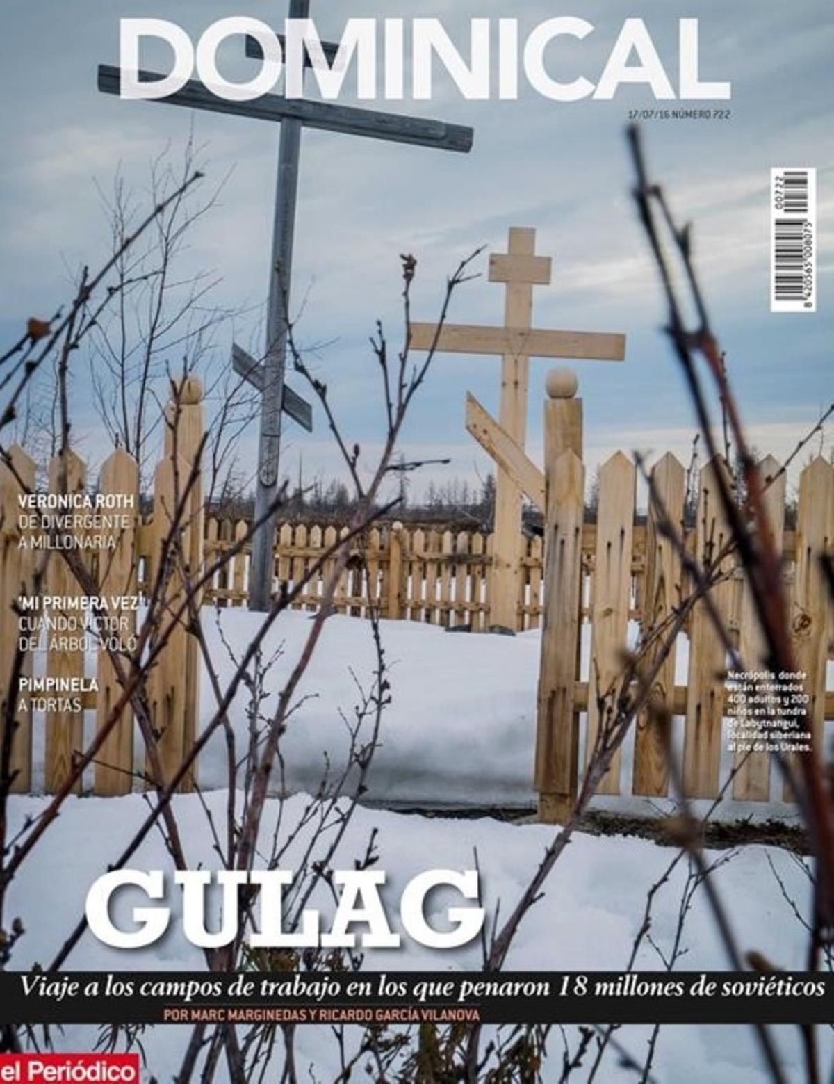 Dels camps de treball russos a l'èxit de la saga 'Divergente'