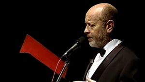 Marcos Mundstock era el narrador de los espectáculos de Les Luthiers.