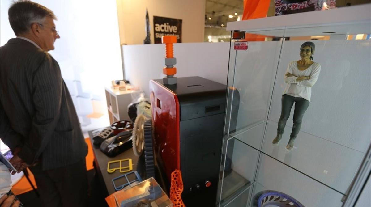 La impressió 3D revoluciona la indústria
