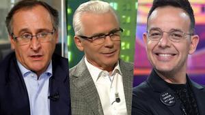 Alfonso Alonso, Baltasar Garzón y Àngel Llàcer, los invitados en la nueva entrega de 'laSexta Noche'.