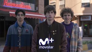Escena de 'Paraíso', la nueva serie de Movistar+