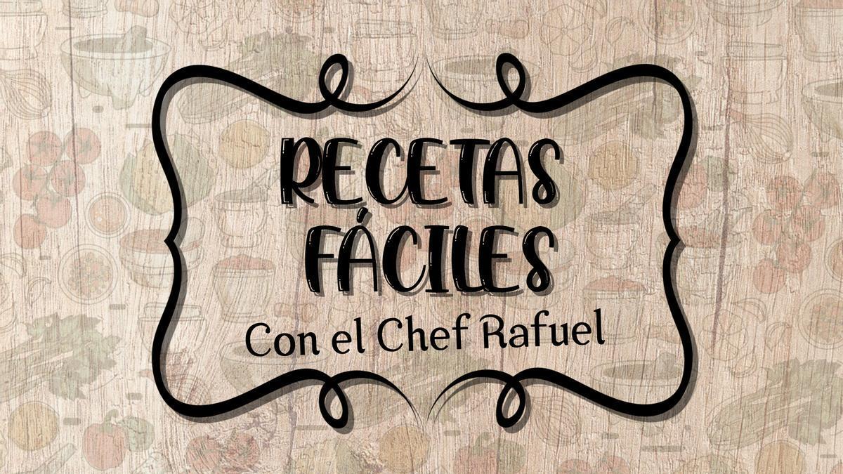 Así hace el chef Rafuel el cordero al horno.