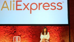 Estela Ye, directora general de Aliexpress en España.