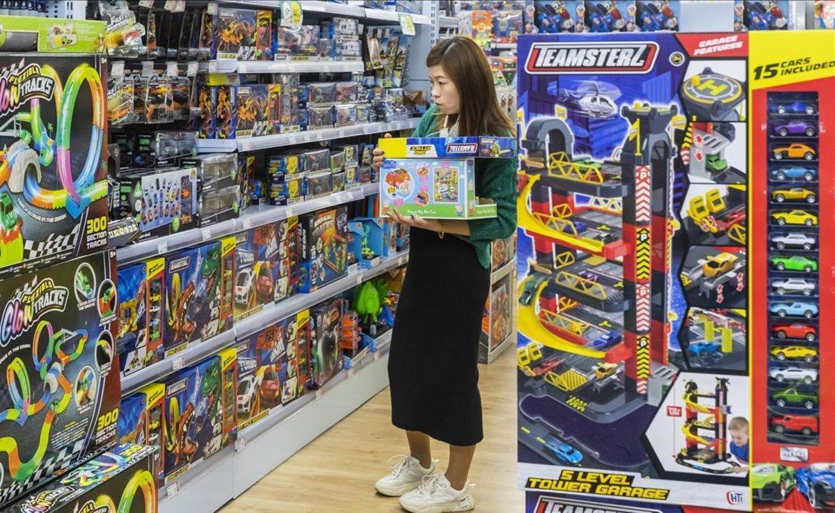 """""""Los juguetes no tienen género"""""""