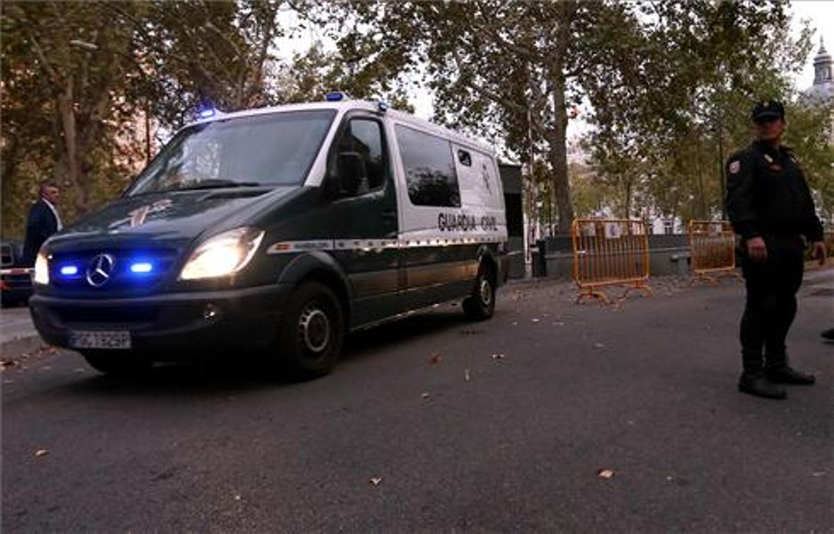 Así es la cárcel de Estremera donde han sido encarcdelados los exconsellers de la Generalitat