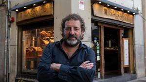 Iñaki López de Vinaspre, presidente del grupo Sagardi.