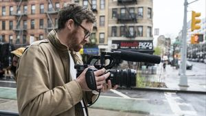 John Wilson, creador de la serie 'How to With John Wilson, de HBO.