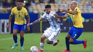 L'Atlètic fitxa Rodrigo de Paul