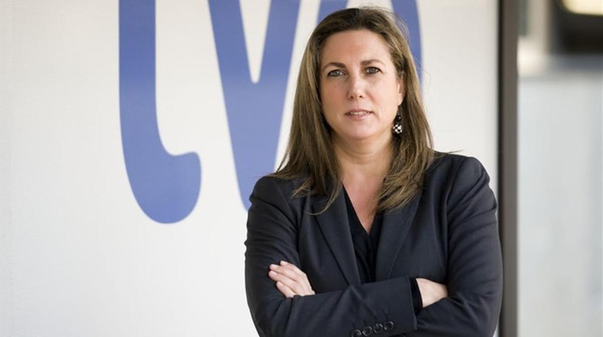 Ana María Bordas, nueva directora de Programación de TVE.