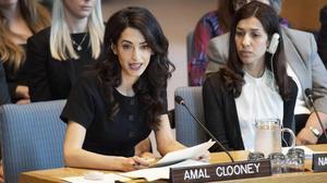Els Clooney i Microsoft llancen una 'app' per seguir judicis a tot el món
