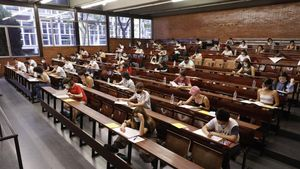 Uns 55.000 joves catalans volen ser universitaris