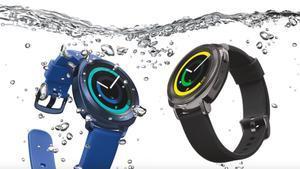 Nuevo reloj Samsung Gear Sport