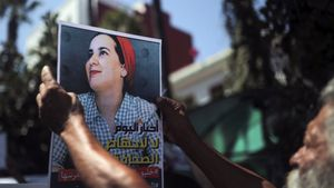 Silenci i persecució sobre les dones activistes al Pròxim Orient