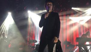HIM durante su concierto en la sala La Riviera de Madrid el pasado 15 de junio.