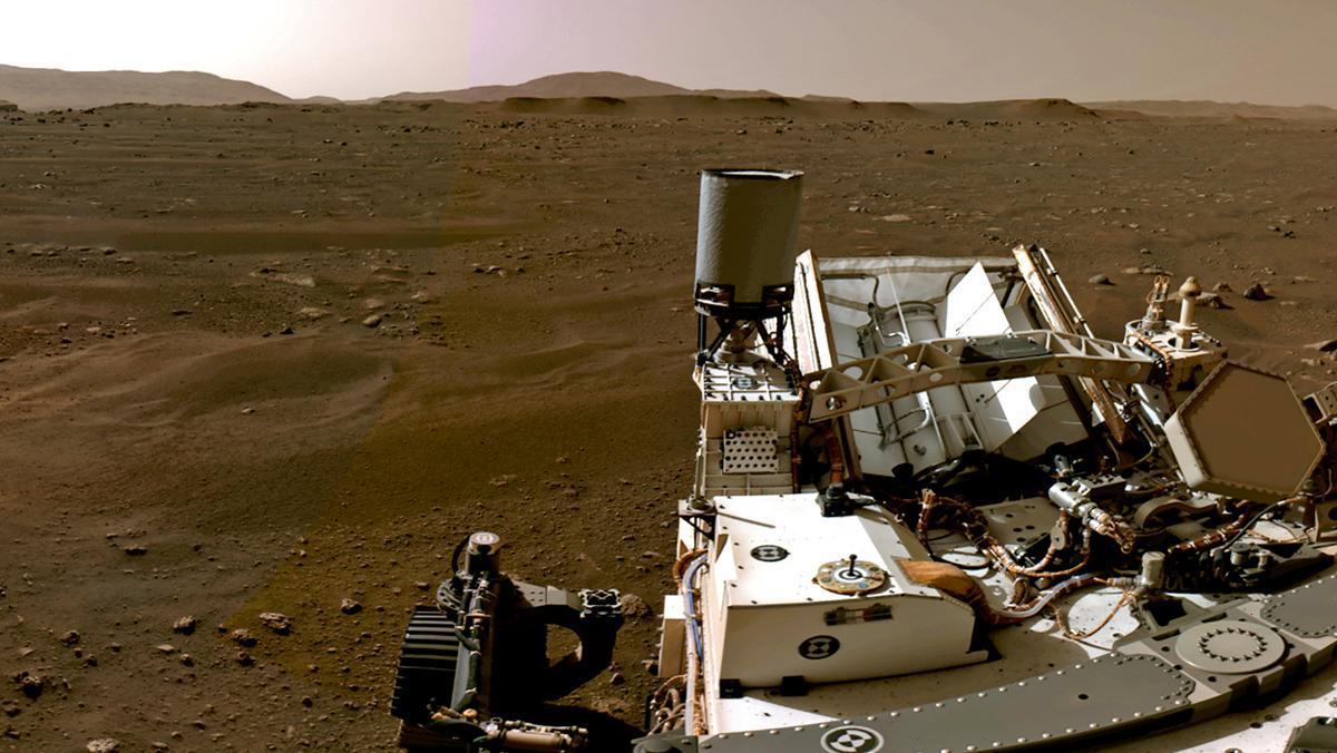 Arribarem a Mart, però ¿què menjarem allà?