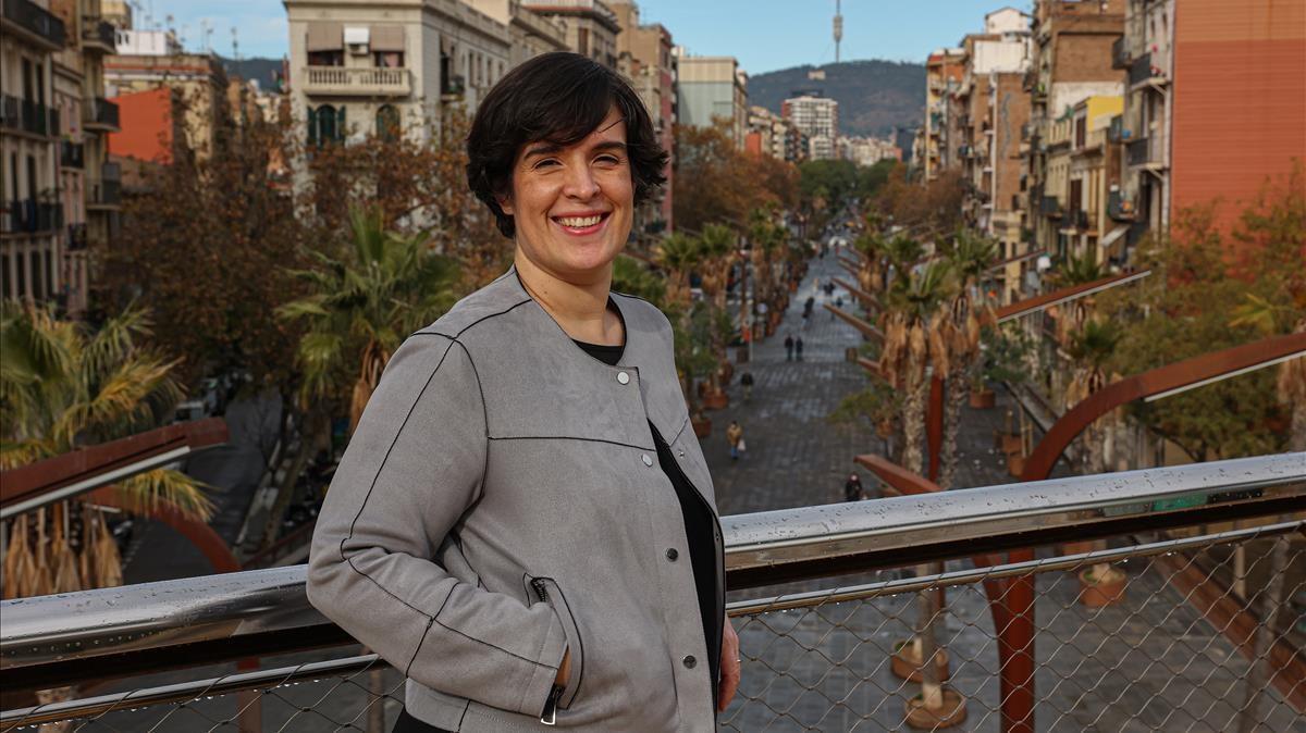 Carina Lopes, responsable del laboratorio de ideas de la Digital Future Society.