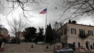 Els EUA tanquen el seu consolat a Jerusalem, ambaixada 'de facto' per als palestins