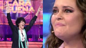 'Tu cara me suena' crece en su última semifinal y 'Volverte a ver' no remonta