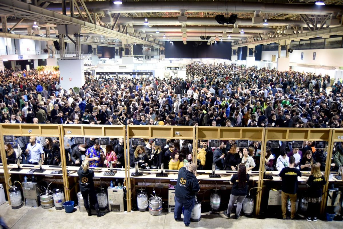 Barcelona Beer Festival: 646 birras artesanas