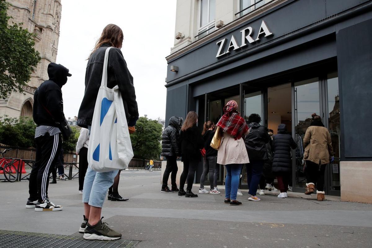Zara, Movistar y Santander lideran el ranking de marcas más valiosas de España