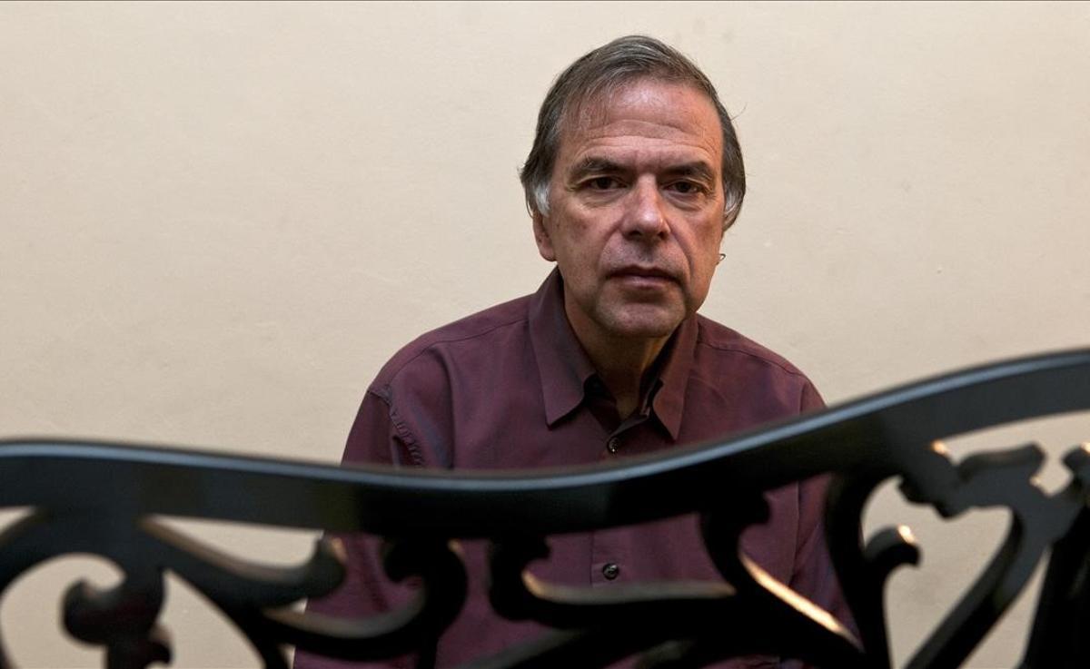 El pianista Josep Colom, en una imagen de archivo.