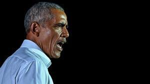 Obama pide a los latinos votar por Biden.