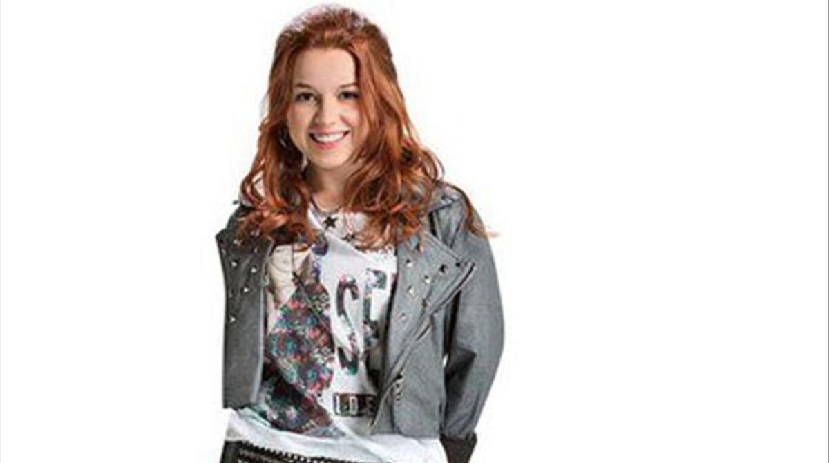 Ana Jara, en una imagen promocional de 'Soy Luna'.