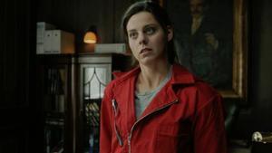 Clara Alvarado en 'La casa de papel'.