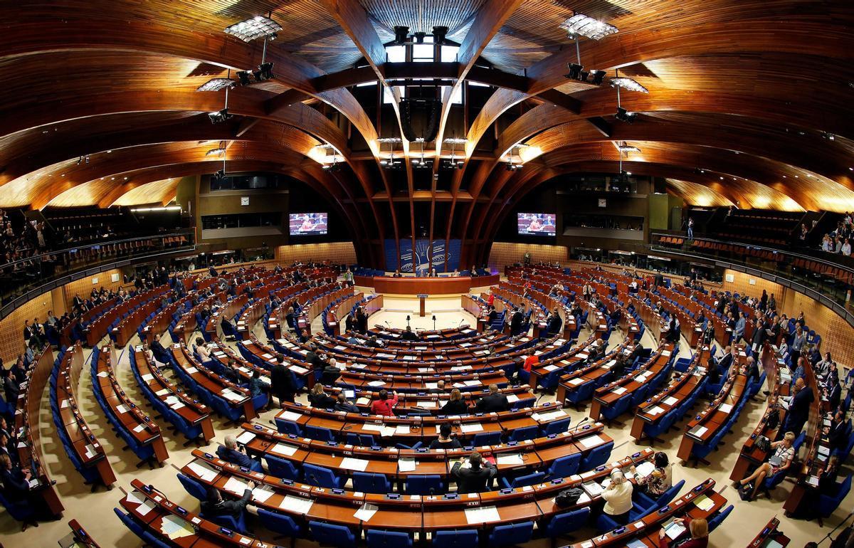 Consejo de Europa en Estrasburgo
