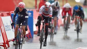 Final de la sexta etapa de La Vuelta entre Biescas y Formigal