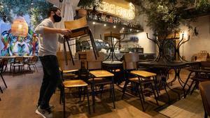 El Govern forçarà la rebaixa de lloguers de locals de grans propietaris per a bars i restaurants