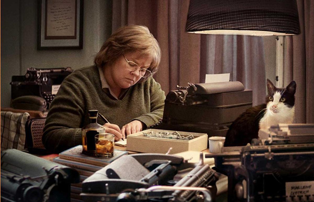 Melissa McCarthy, en '¿Podrás perdonarme algún día?', una de las películas del ciclo.