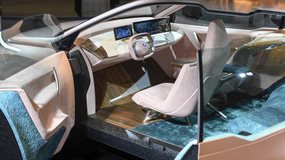BMW iNext, propuesta de futuro.
