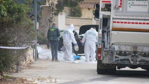Un holandès confessa l'assassinat de la dona trobada en un contenidor a Moraira