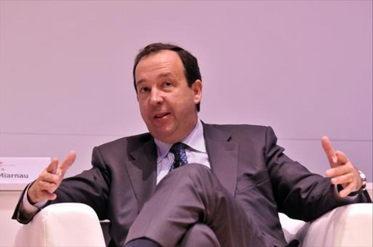Estratega 8 Jorge Miarnau, presidente de Comsa.