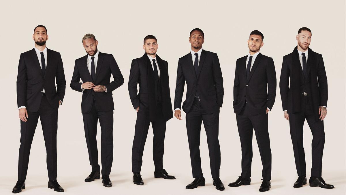 Dior vestirá al PSG las dos próximas temporadas.
