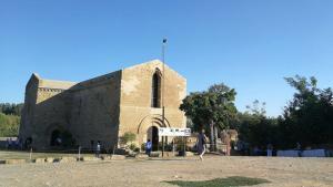 Monasterio de Les Franqueses, en Balaguer, donde tiene lugar el congreso 'Salud censurada'