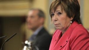 La exdiputada del PP Celia Villalobos.