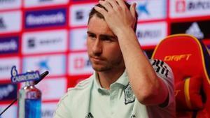 Laporte s'indigna per una pregunta sobre el seu sentiment espanyol