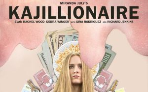 Cartel de la película 'Kajillionairee', de la directora Miranda July.