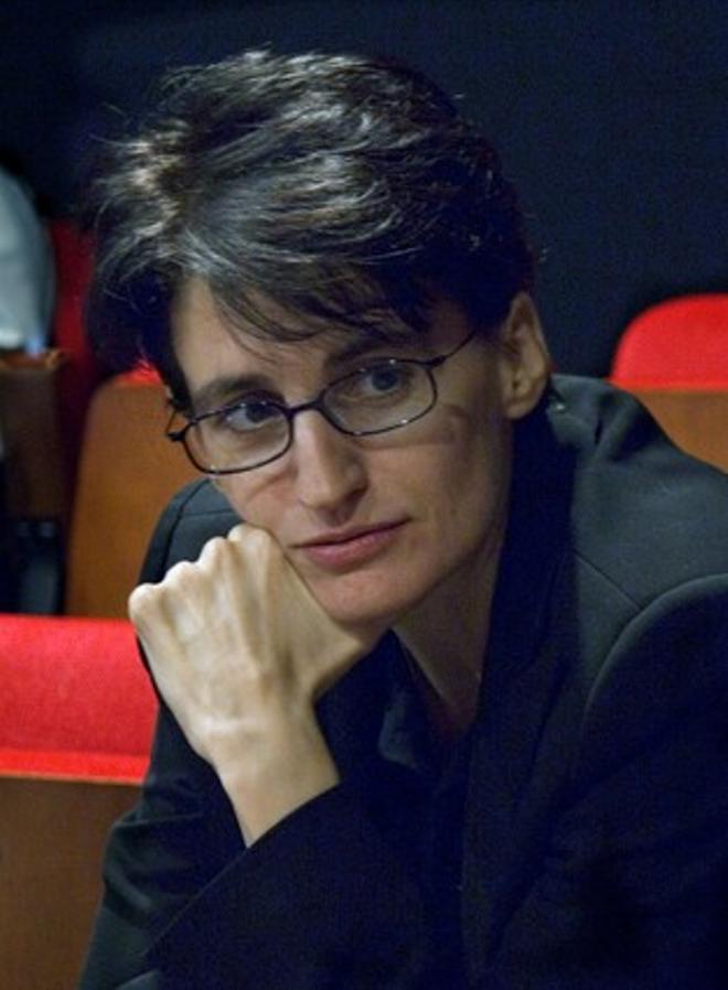 Lluïsa Cunillé, autora de quien la Beckett ofrecerá tres obras escenificadas y tres lecturas dramatizadas hasta el 14 de febrero.
