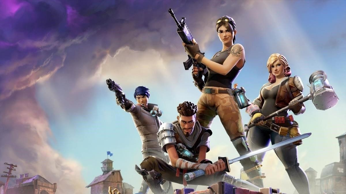 'Fortnite' el videojuego de Epic Games que ha arrasado este 2018.