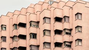 Imagen de un edificio en Barcelona.