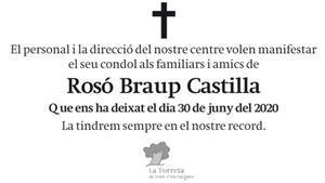 Rosó Braup Castilla