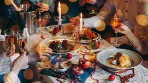 Consejos para evitar los excesos navideños