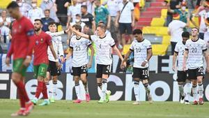 Alemanya supera Cristiano amb una lliçó de futbol
