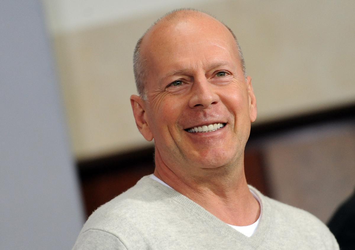 El actor Bruce Willis, en una imagen de archivo.